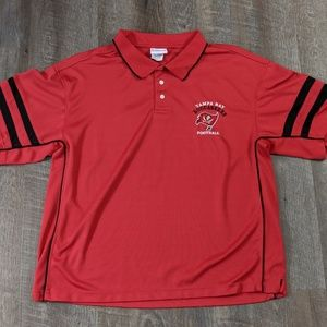 Tampa Bay Buccaneers Polo VTG XL